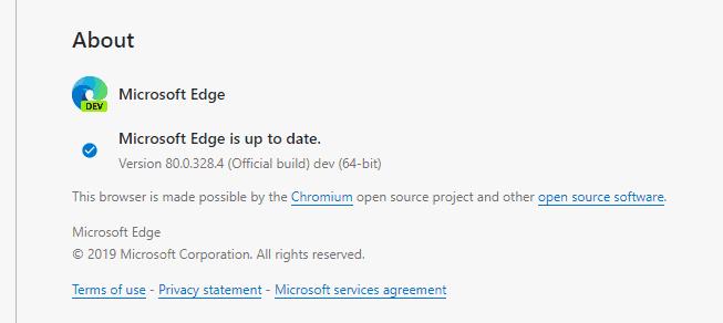 Edge Dev 80.0.328.4