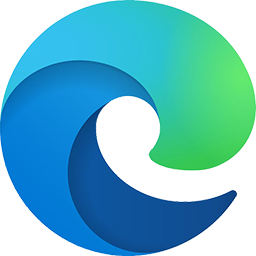 Microsoft Edge Icon Fluent Big 256