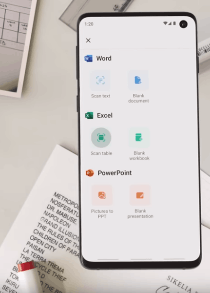 Office All In One Mobile App