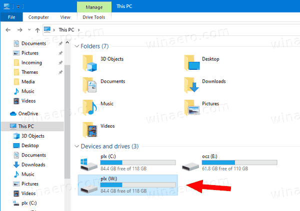 Windows 10 Subst Virtual Drive