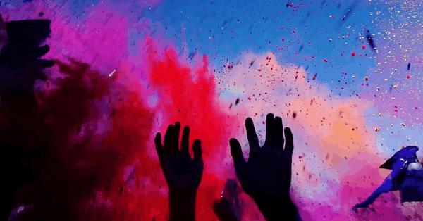 Colors Of Holi PREMIUM