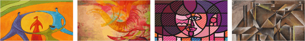 Modern Art PREMIUM Stripe
