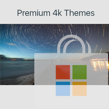 Download These Stunning Premium 4K Themes for Windows 10