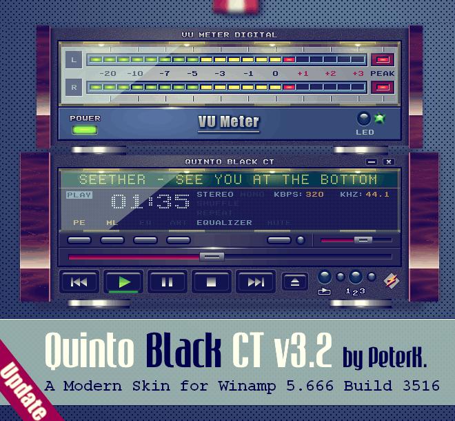 Quinto Black CT 3.2
