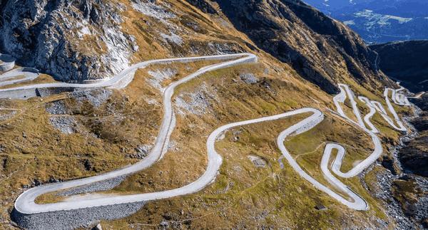 Winding Roads PREMIUM