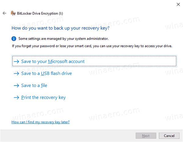 Windows 10 Encrypt VHD Wizard 2