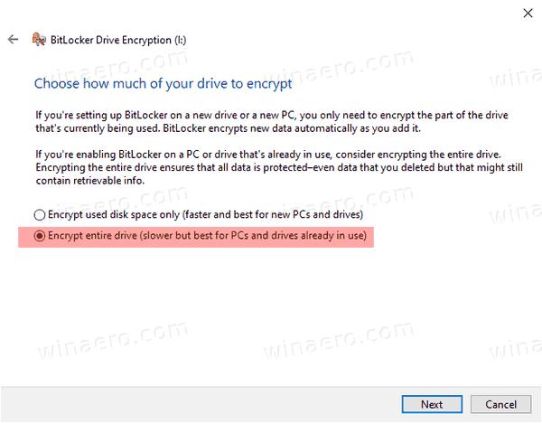 Windows 10 Encrypt VHD Wizard 3