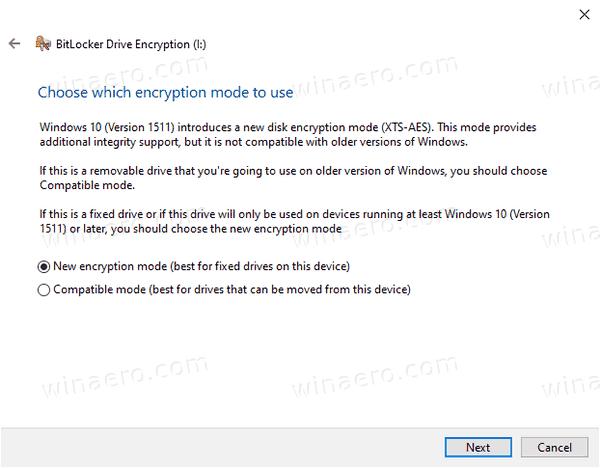 Windows 10 Encrypt VHD Wizard 4