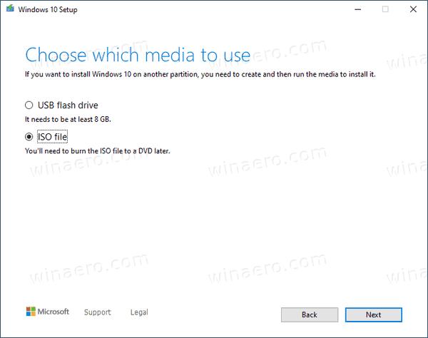 Windows 10 Media Creation Tool Enterprise 4