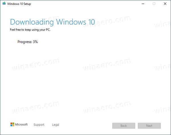 Windows 10 Media Creation Tool Enterprise 5