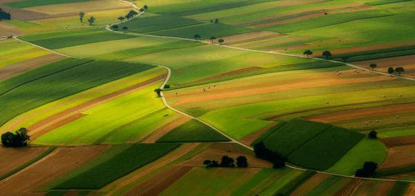 Aerial Farmland PREMIUM