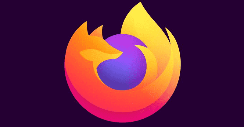 Firefox Logo Banner 2020 Optimized