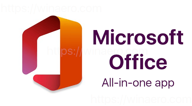 All In One Office Mobile App Logo