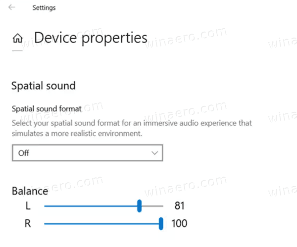 Bluetooth Absolute Volume
