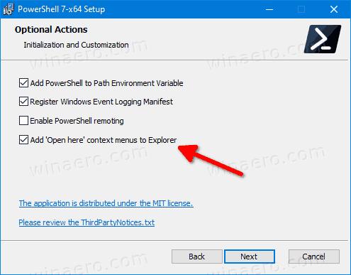 PowerShell Installer 3