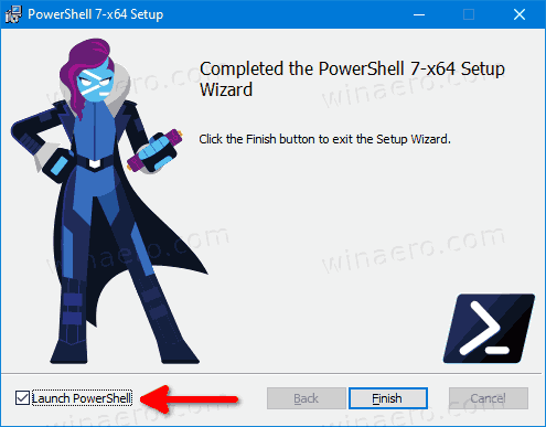 PowerShell Installer 4