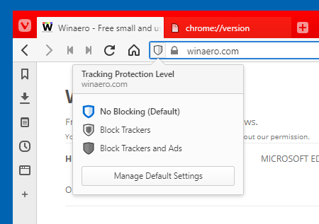 Vivaldi Ad Blocker 1