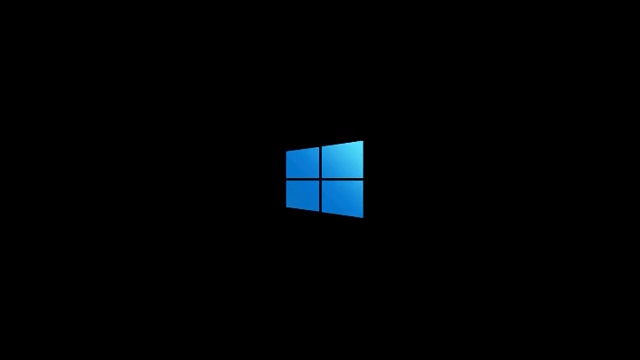 Windows 10X Boot Logo Windows Logo Icon Banner
