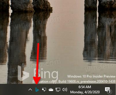 How to Set Bing Images as Windows 10 Desktop Wallpaper