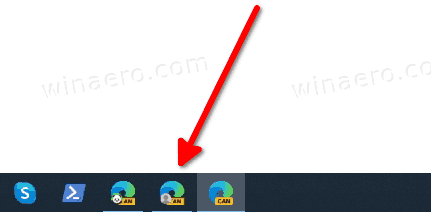Edge Profile Icon Overlay