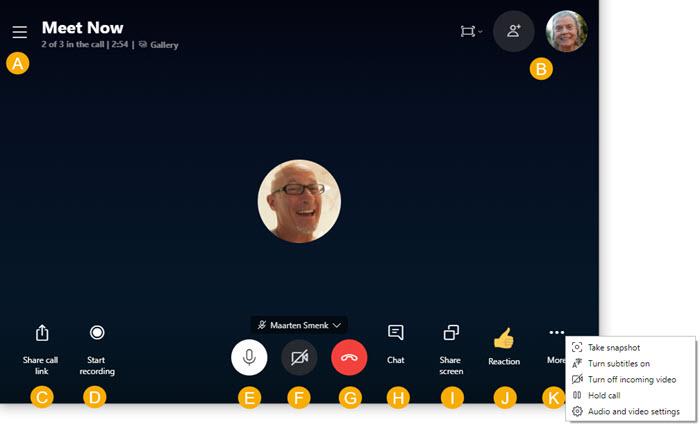 Skype Meet Now