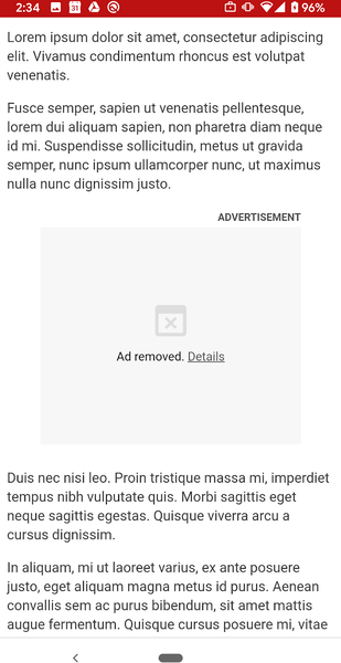 Chrome Heavy Ad Removed