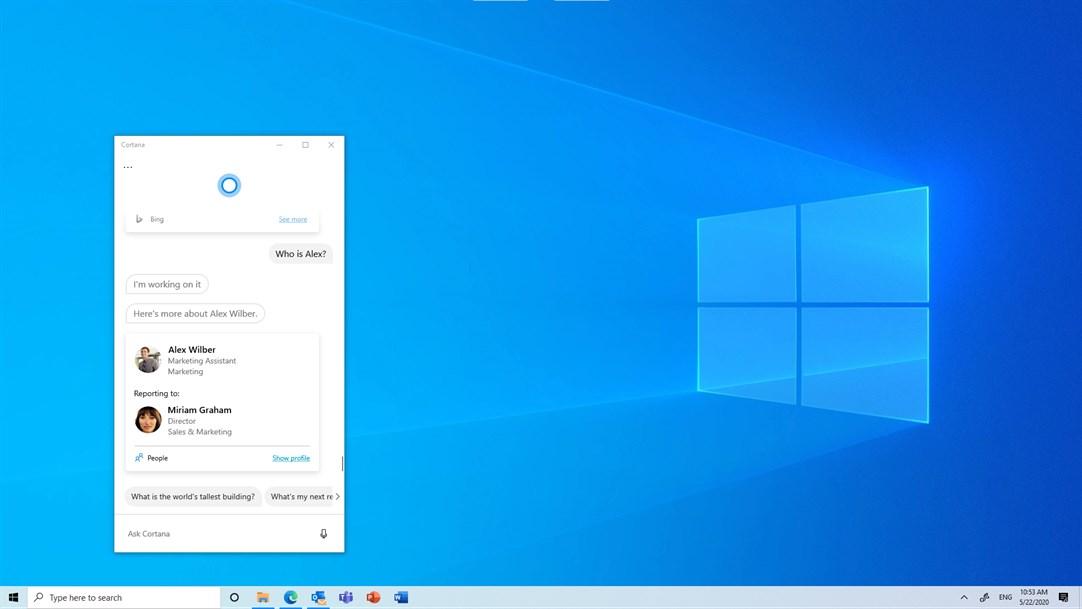 Cortana Not Beta