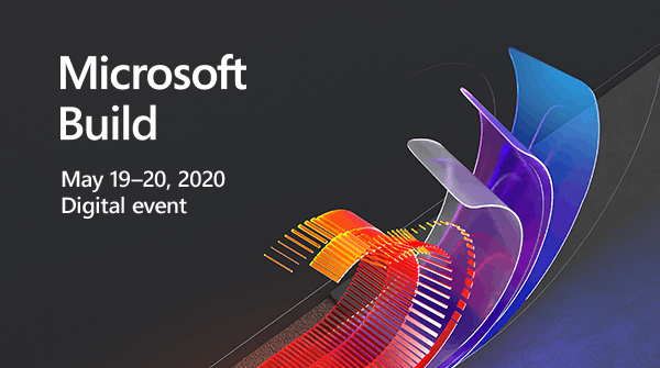 Microsoft Build Even 2020