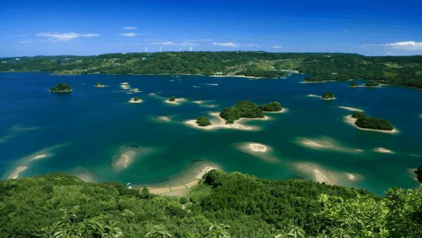 Japanese Islands Themepack