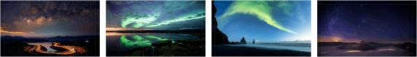 Night Skies Themepack Stripe