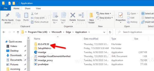 Edge Folder In File Explorer