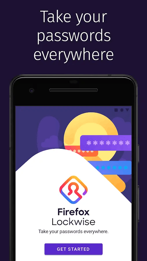 Firefox Lockwise Android