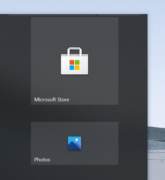 Microsoft Store Icon Colorful Fluent In Start Menu