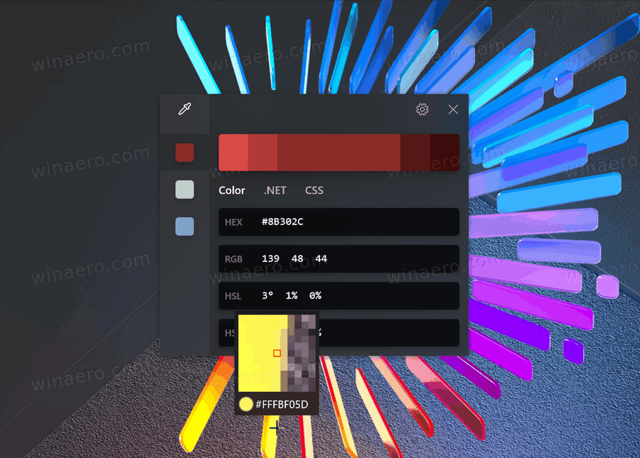 PowerToys Colorpicker