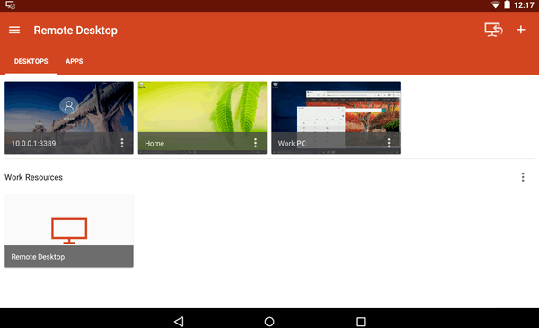 Rdp Android App 2