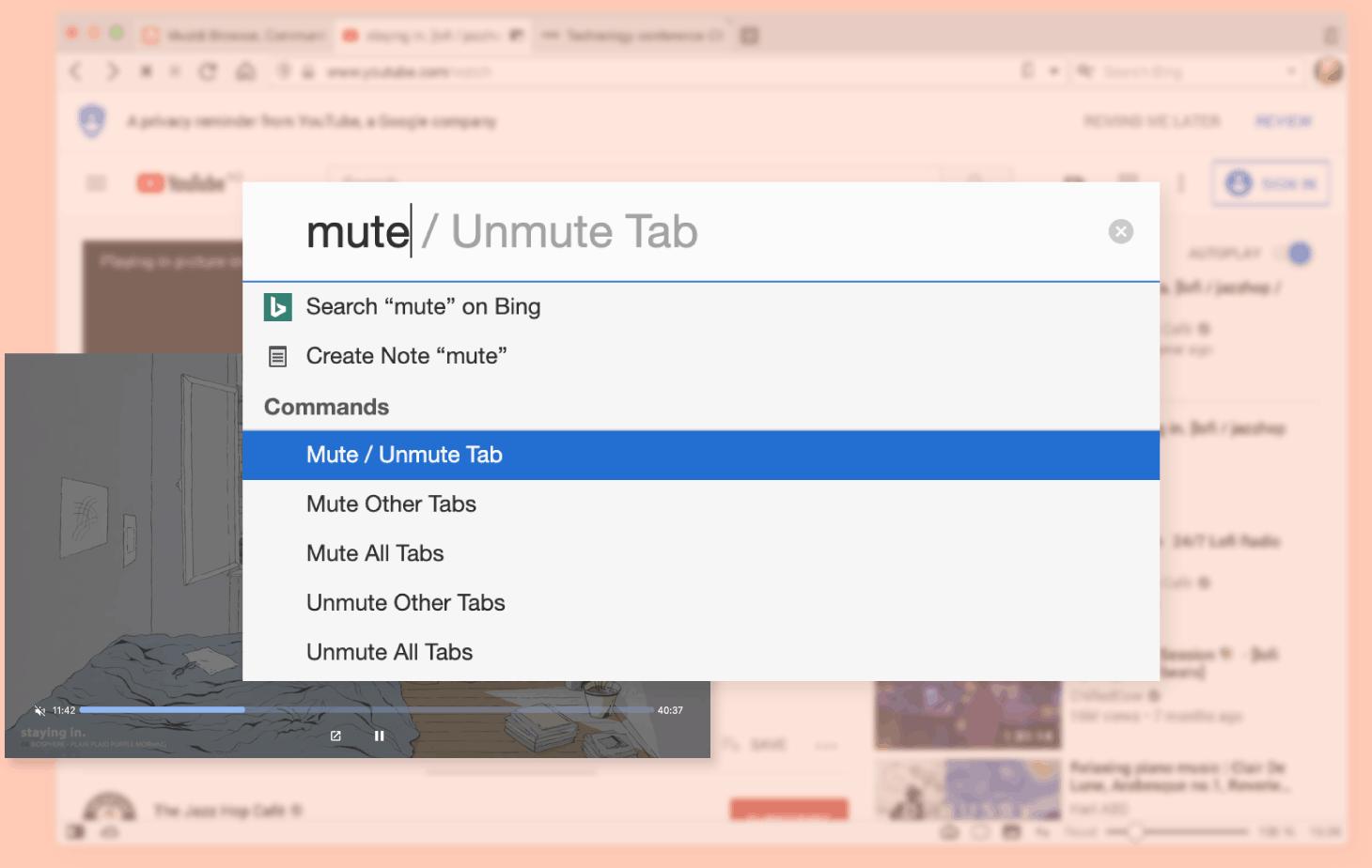 Vivaldi 3.2 Tab Mute Via Qc V1