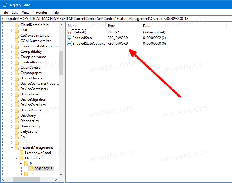 Windows 10 Enable 20H2 Features In Version 2004 Without Upgrading