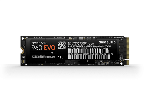 NVMe Drive Banner