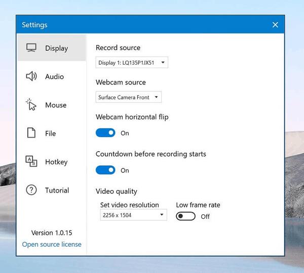 Samsung Screen Recorder App 3