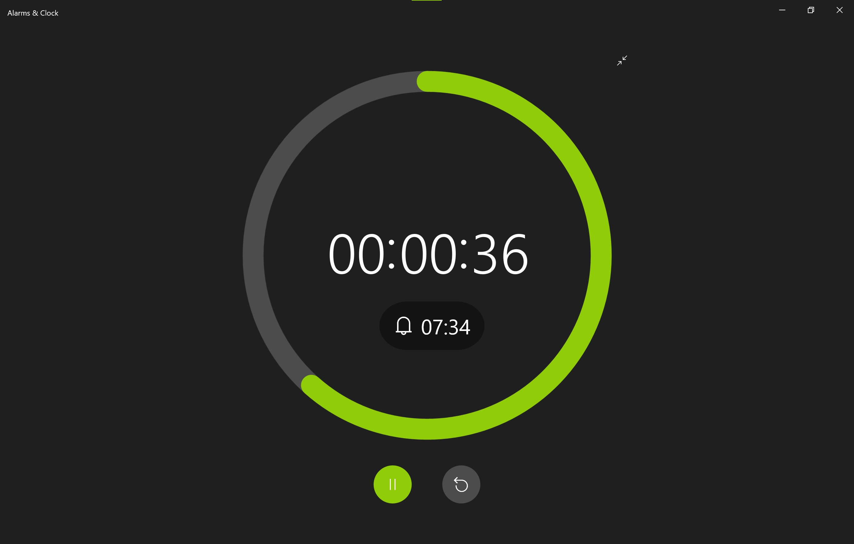 Alarms And Clocks Screenshot 7