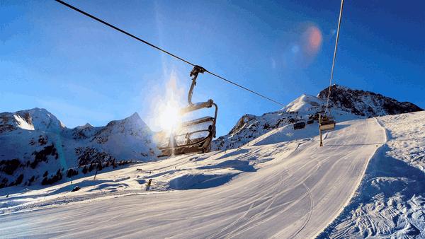 Ski Paradise Theme