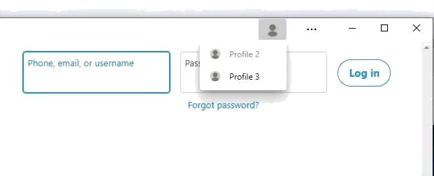 Edge Switch PWA Profile