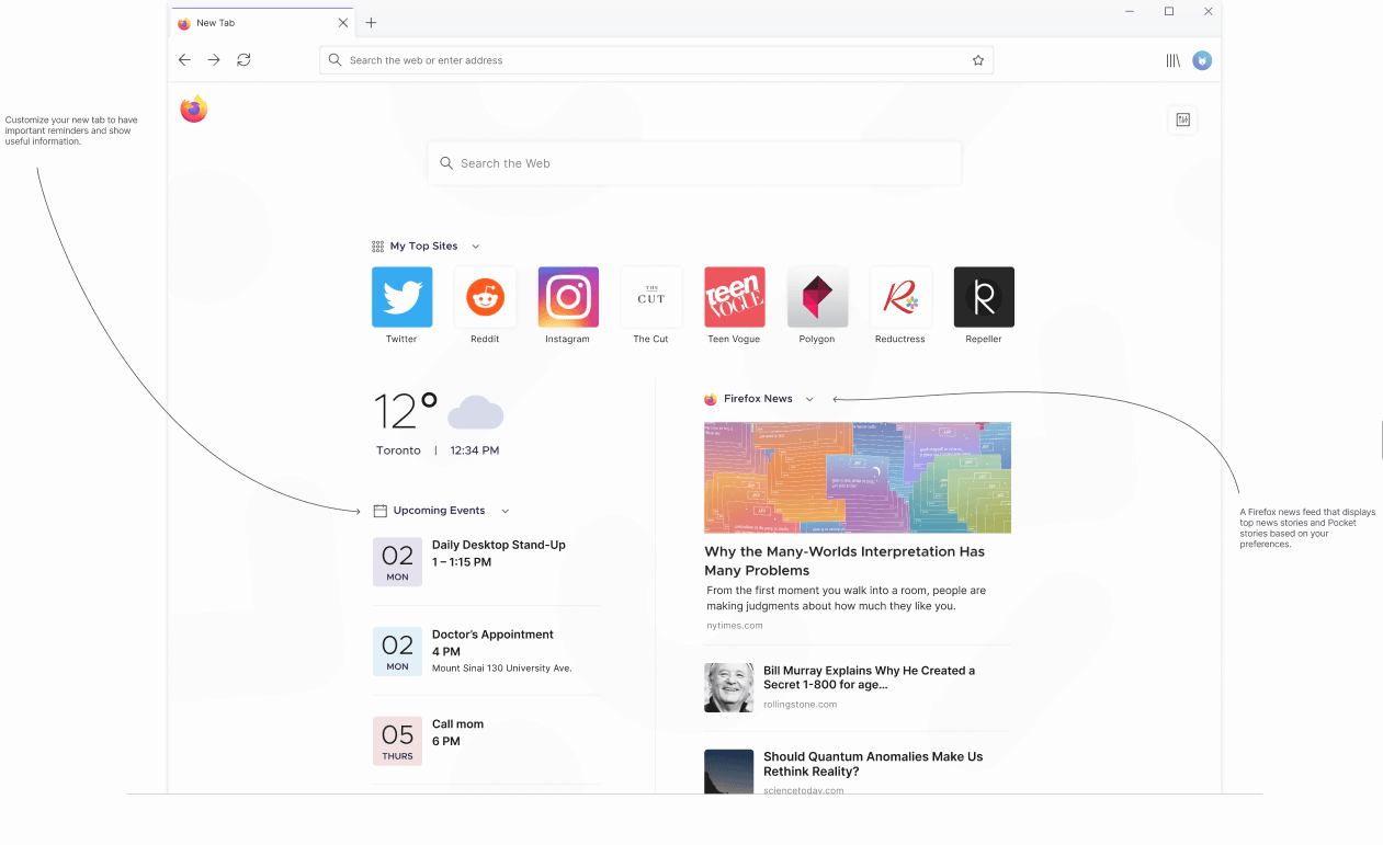 Firefox Proton UI 2021 Image 7