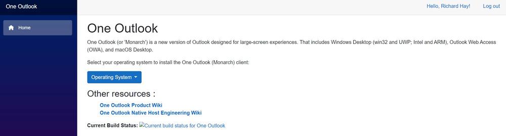 One Outlook App 2
