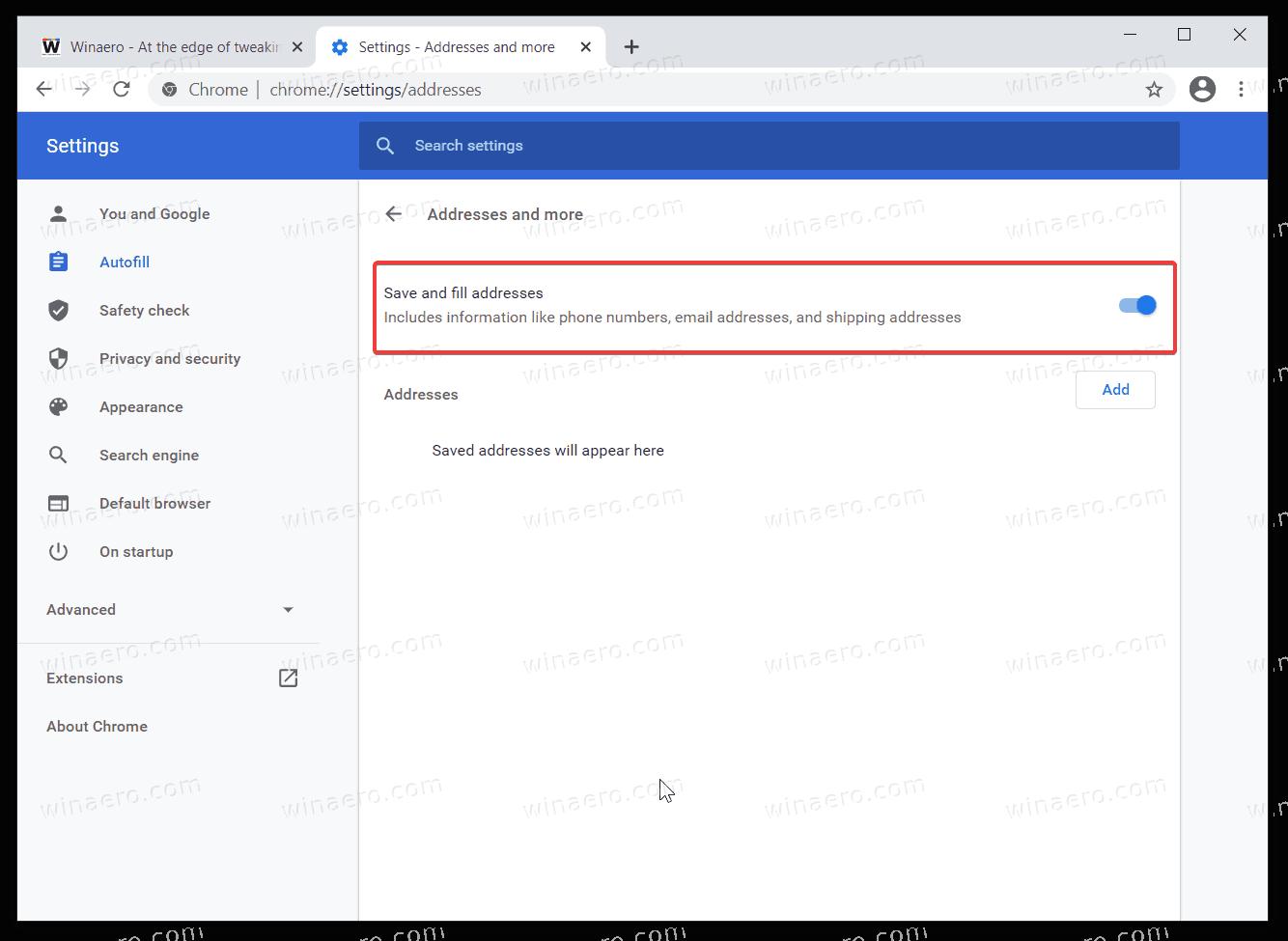 Fix Chrome Freezes When Typing Text 5