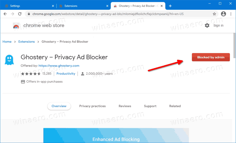 Prevent Users From Installing Extensions On Google Chrome 5