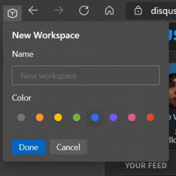 How to Enable Workspaces in Microsoft Edge