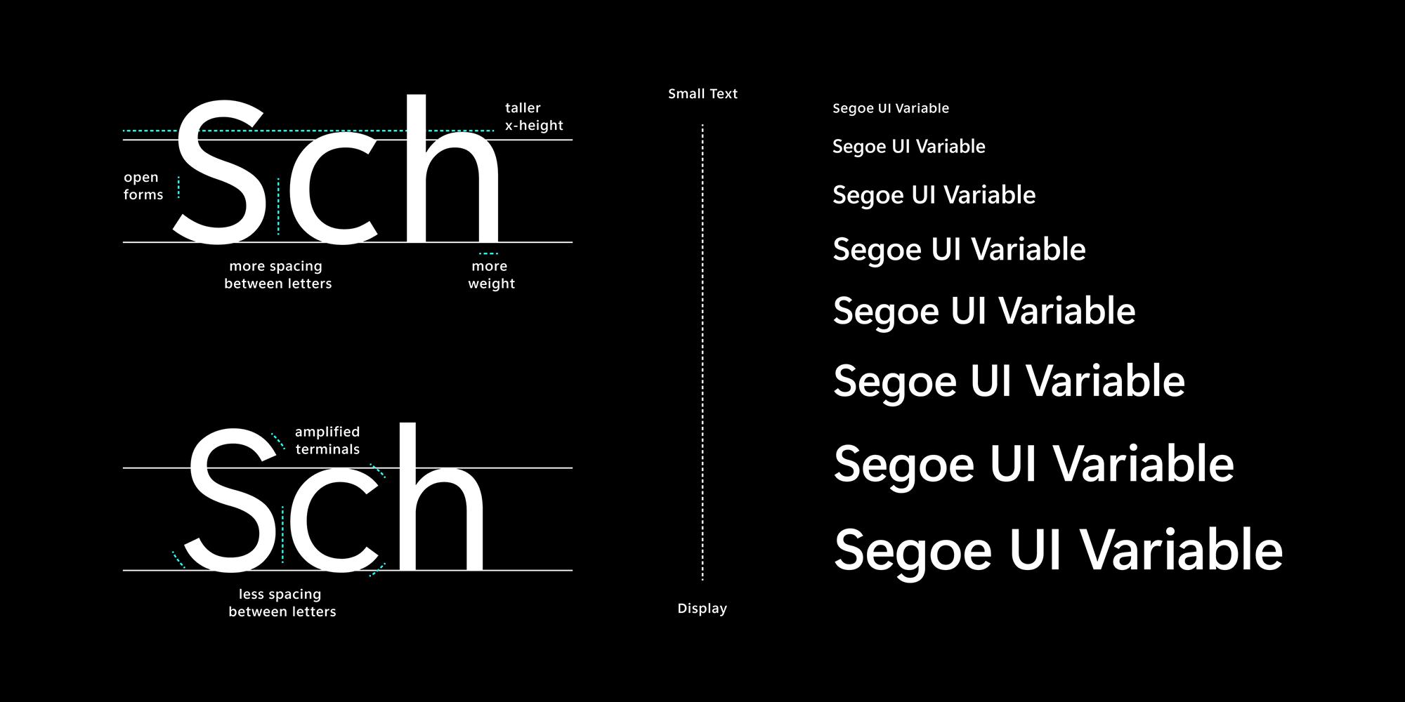 B21376 Segoe Variable