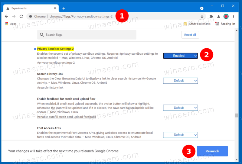 Disable FLoC In Google Chrome 1