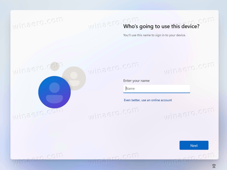 Windows 11 Install Without A Microsoft Account